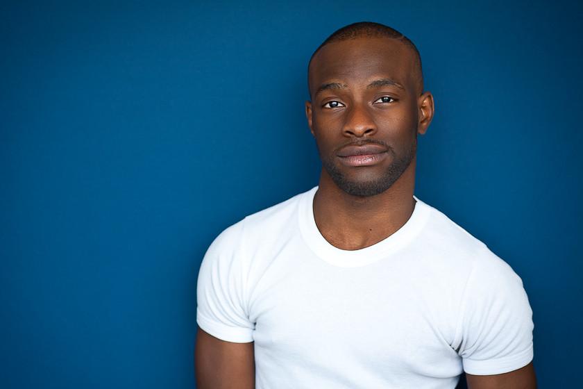 Actor Jide Joseph.