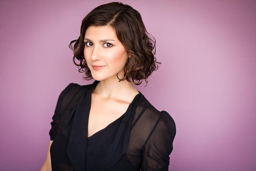 Actress Alyssa Faith Owsiany.